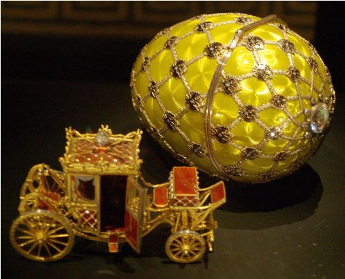 Faberge Eggs Facts