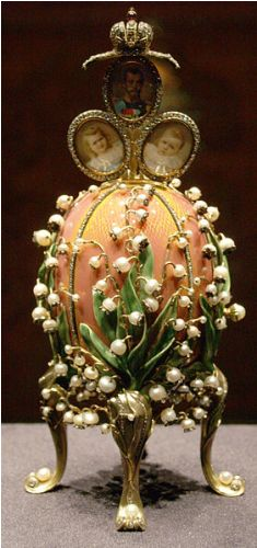 Facts about Faberge Eggs