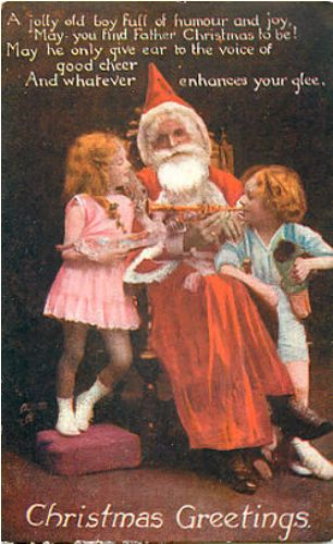 Facts about Father Christmas