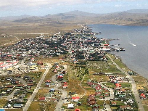 Falkland Islands Beauty