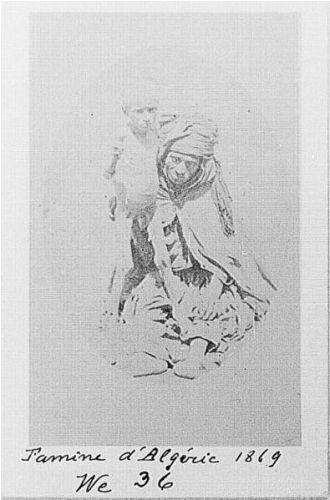 Famine in 1869