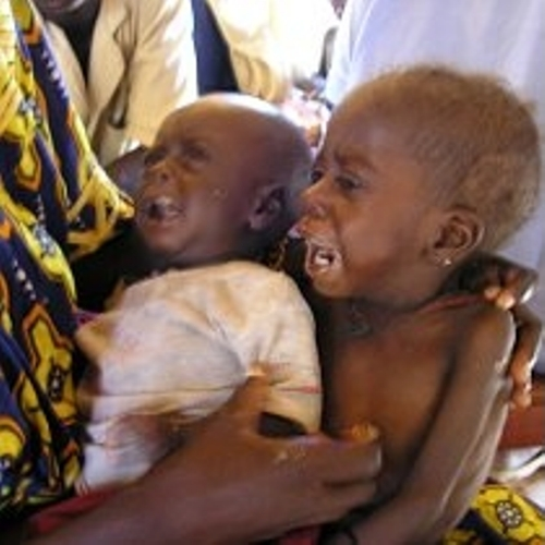 Famine in Africa Pic