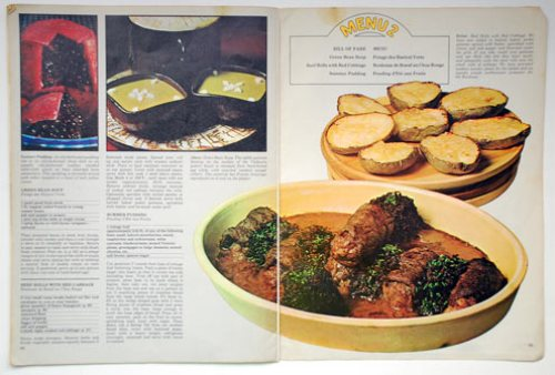 Fanny Cradock Recipe