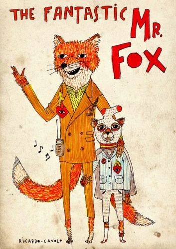 Fantastic Mr Fox Novel