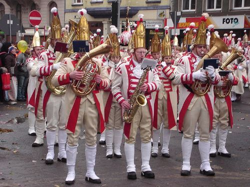 Fasching Facts