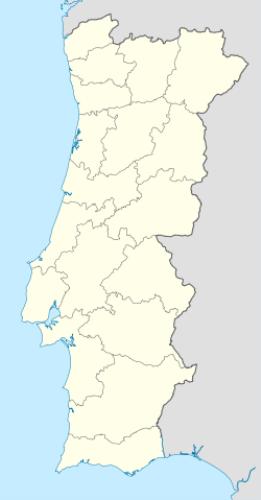 Fatima Portugal Map