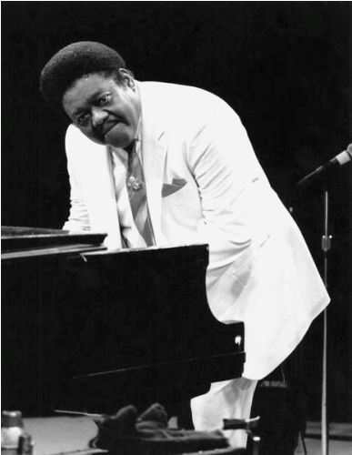 Fats Domino Facts