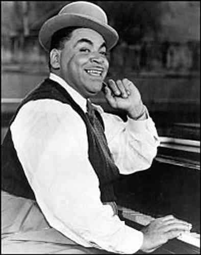 Fats Waller Pianist