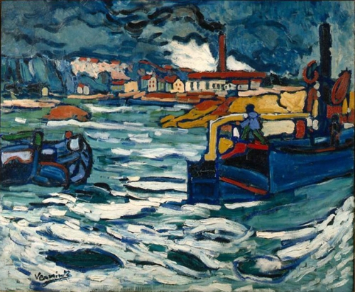 Fauvism Art Pic