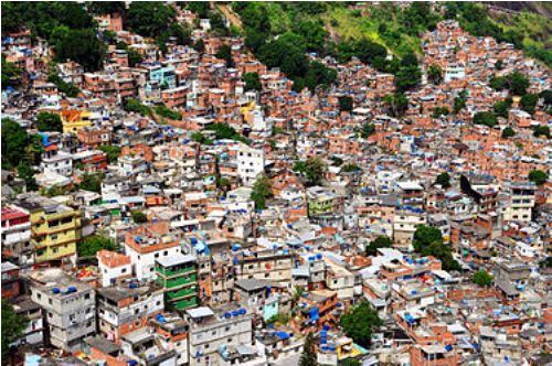 Favelas in Brazil Facts