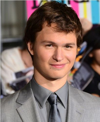 The Fault in Our Stars Elgort