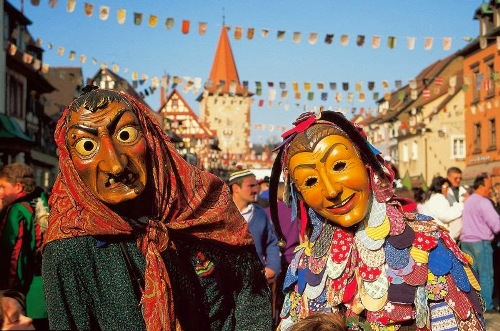 carnival fasching