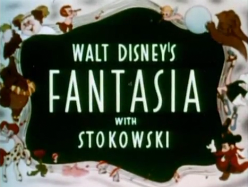 facts about Fantasia