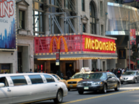 10 Facts about Fast Food Restaurants