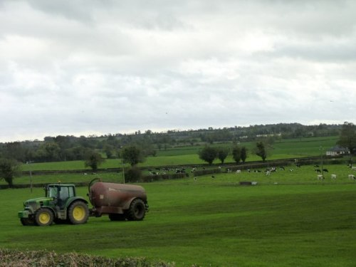farming in ireland facts