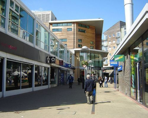 Facts about Feltham