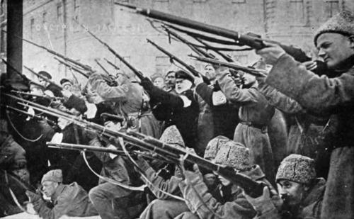 February Revolution Russia