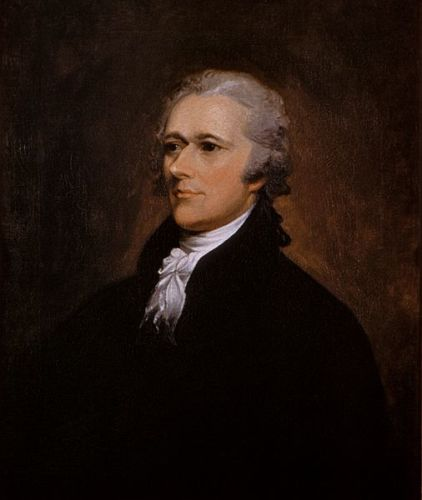 Federalist Party Hamilton
