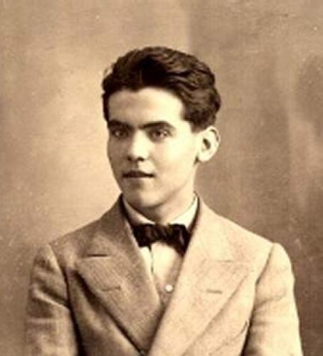 Federico Garcia Lorca 1914