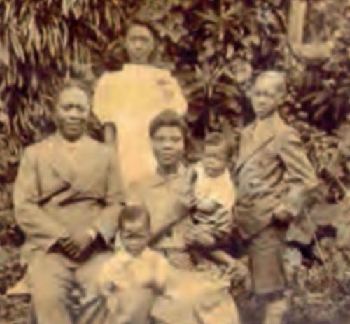 Fela Kuti Family