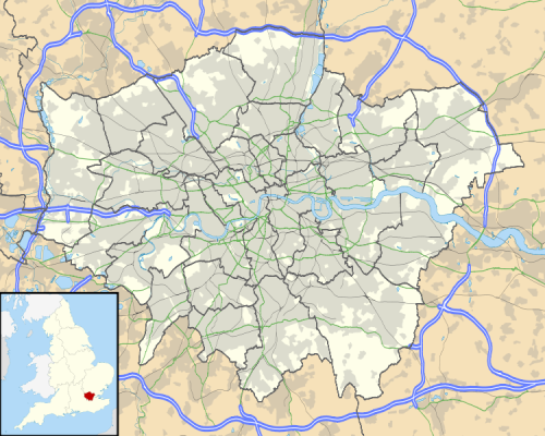 Feltham Map