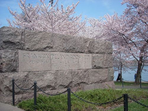 the FDR Memorial Facts