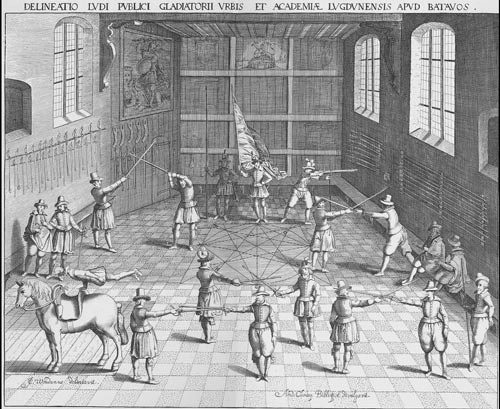 Facts about Fencing
