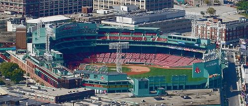 Facts about Fenway Park