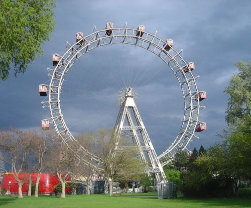 Facts about Ferris Wheels