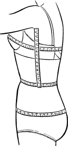 Female Body Posture