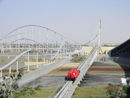 Ferrari World Facts