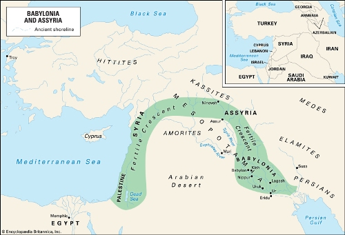 Fertile Crescent Facts