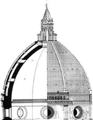 Facts about Filippo Brunelleschi