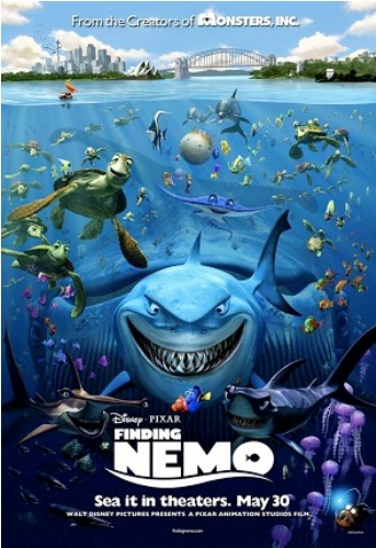 Finding Nemo Facts