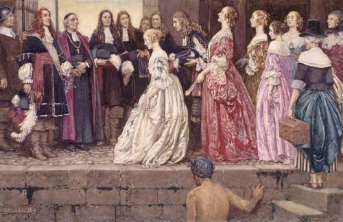 the Filles du Roi