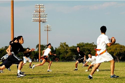 Facts about Flag Football