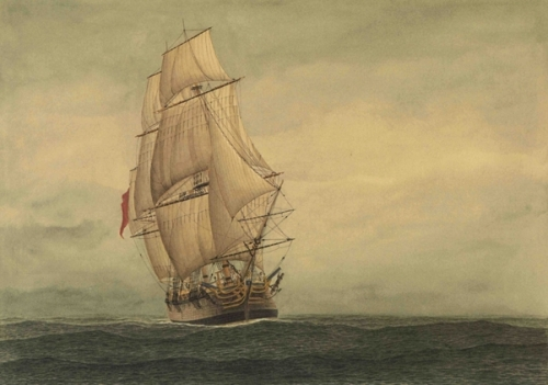 Facts about the First Fleet