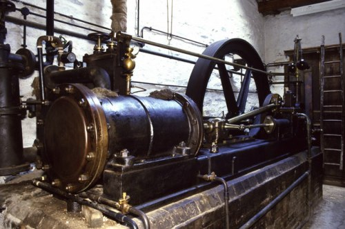 Facts about the First Steam Engine