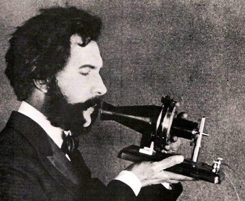 Facts about the First Telephone