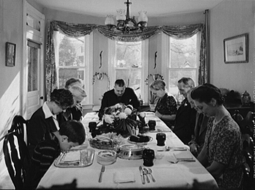 Facts about the First Thanksgiving