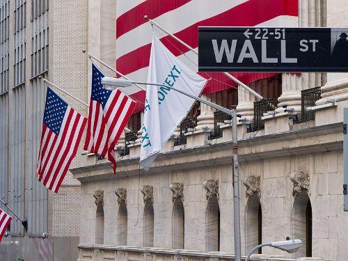 Finance Wall Street