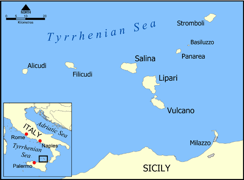 First Punic War Map