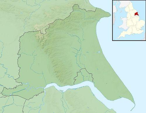 Flamborough Head Map