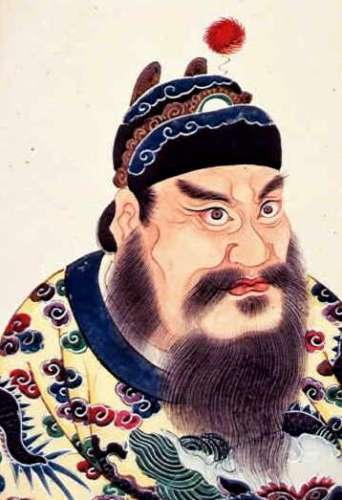 the First Emperor of China Facts