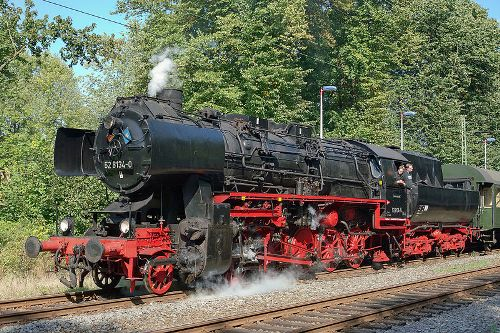 the First Steam Engine Facts