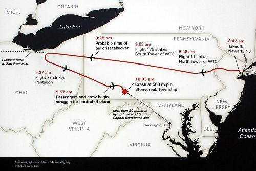 Facts about Flight 93